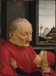 3-Ghirlandaio_portrait_dun_vieillard_et_d'un jeune enfant